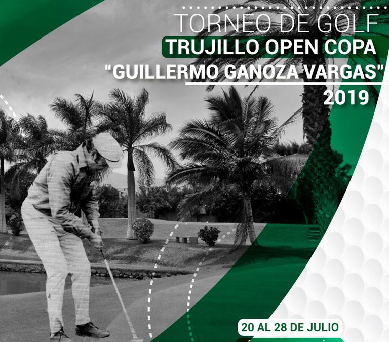 """Trujillo Open Copa """"Guillermo Ganoza Vargas"""" (Mayores y Menores)"""