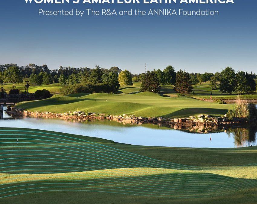 Se lanzó el Women's Amateur Latin América, un  nuevo Campeonato para las mejores jugadoras de la región
