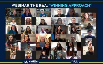 Annika Sörenstam y Lorena Ochoa protagonizaron un histórico encuentro en Webinar The R&A