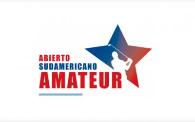 El Abierto Sudamericano Amateur fue pospuesto hasta el 2022