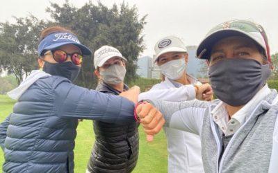 """Finalizó con éxito la primera edición del torneo virtual """"Golf de Chicas"""""""