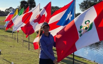Erik Plenge y Ariana Urrea destacaron en el IMG Junior World Florida Challenge