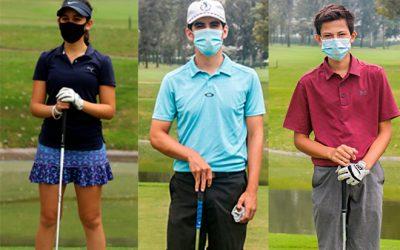 Erik Plenge, Zoe Pinillos y Mauricio Tello son los ganadores de la Gira de Menores 1