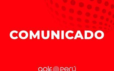 Se publica listado de jugadores que pasan a la siguiente fase de evaluación con miras a integrar los Equipos Nacionales a los Campeonatos Sudamericanos de menores en 2021