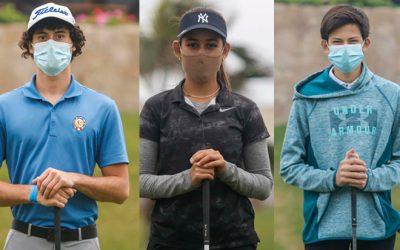 Alejandro Ramos, Zoe Pinillos y Mauricio Tello son los ganadores de la Gira de Menores 4