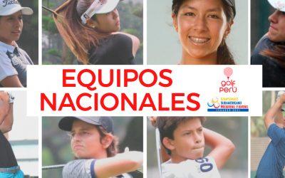 Designados los Equipos Nacionales para los Campeonatos Sudamericanos Juvenil y Prejuvenil