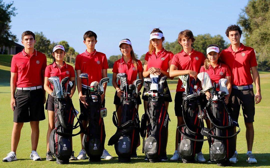 En la previa de los Sudamericanos Juvenil y Prejuvenil, seleccionados lograron histórica participación en torneo IJGA